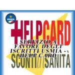 83. SERVIZIO A FAVORE DEGLI ISCRITTI USMIA – HELP CARD