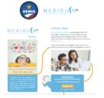 MERIDIAN School of English EXCLUSIVE PER USMIA 10 Lezioni gratuite ai ragazzi dai 6 ai 12 anni