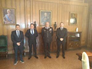 USMIA Sezione Carabinieri: Incontro con il Comandante Generale e delegazione